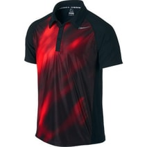 NIKE ADVANTAGE UV GFX POLO
